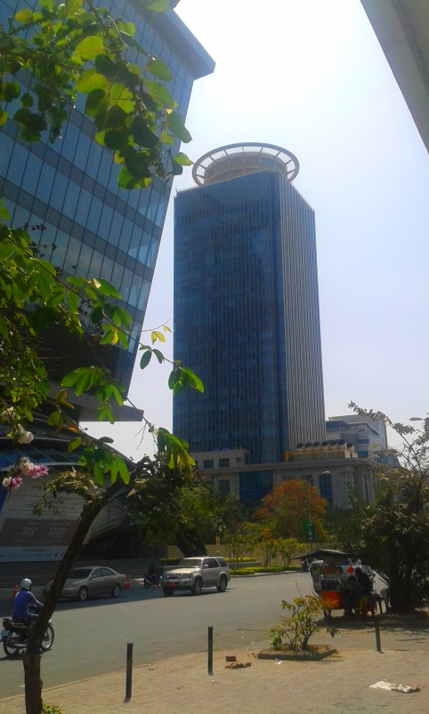 Phnom Penh Canadia Tower