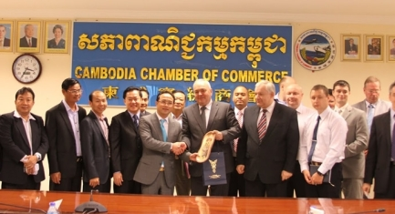 chamber commerce cambodia