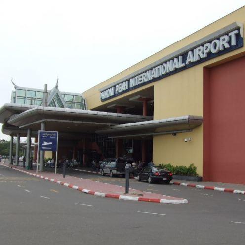 Aeroporto internazionale di Phnom Penh - Cambogia