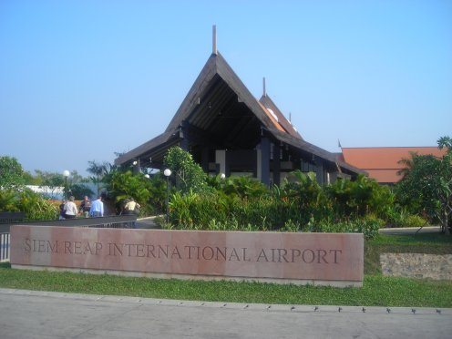 Aeroporto internazionale di Siem Reap